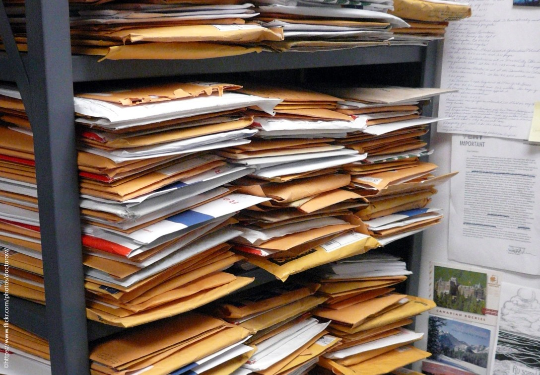 mail-pile