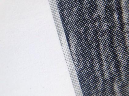 dualtone overlay border flaw