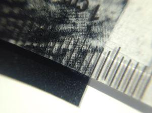 dualtone corner overlay flaw