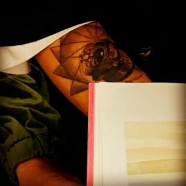 Inked forever.